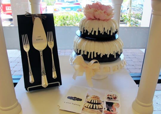 A local franchise of Nothing Bundt Cakes, which offers bundt cakes of all sizes for special occasions and everyday treats, is set to open in March 2020.