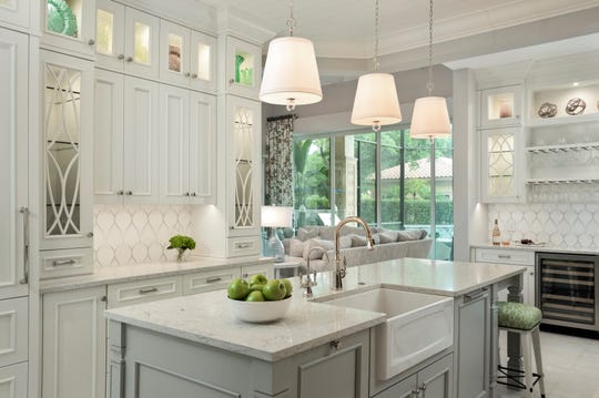 The kitchen is the heart of every home, and this new one is no exception.