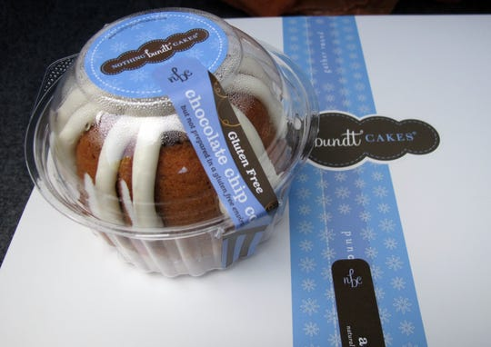 Nothing Bundt Cakes offers bundt cakes of all sizes for special occasions and everyday treats.