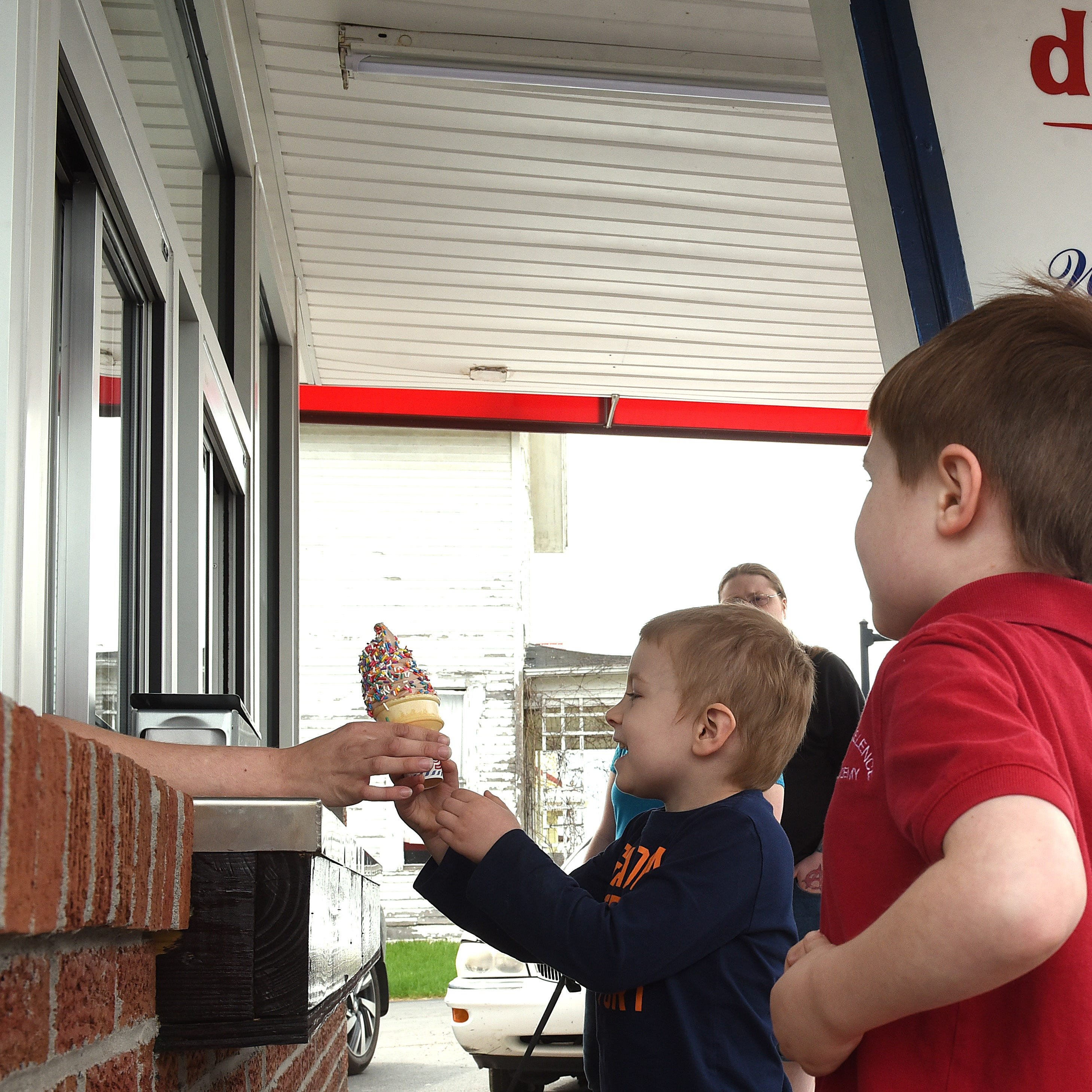 Dairy Isle back in business after repairs to East Main Street building