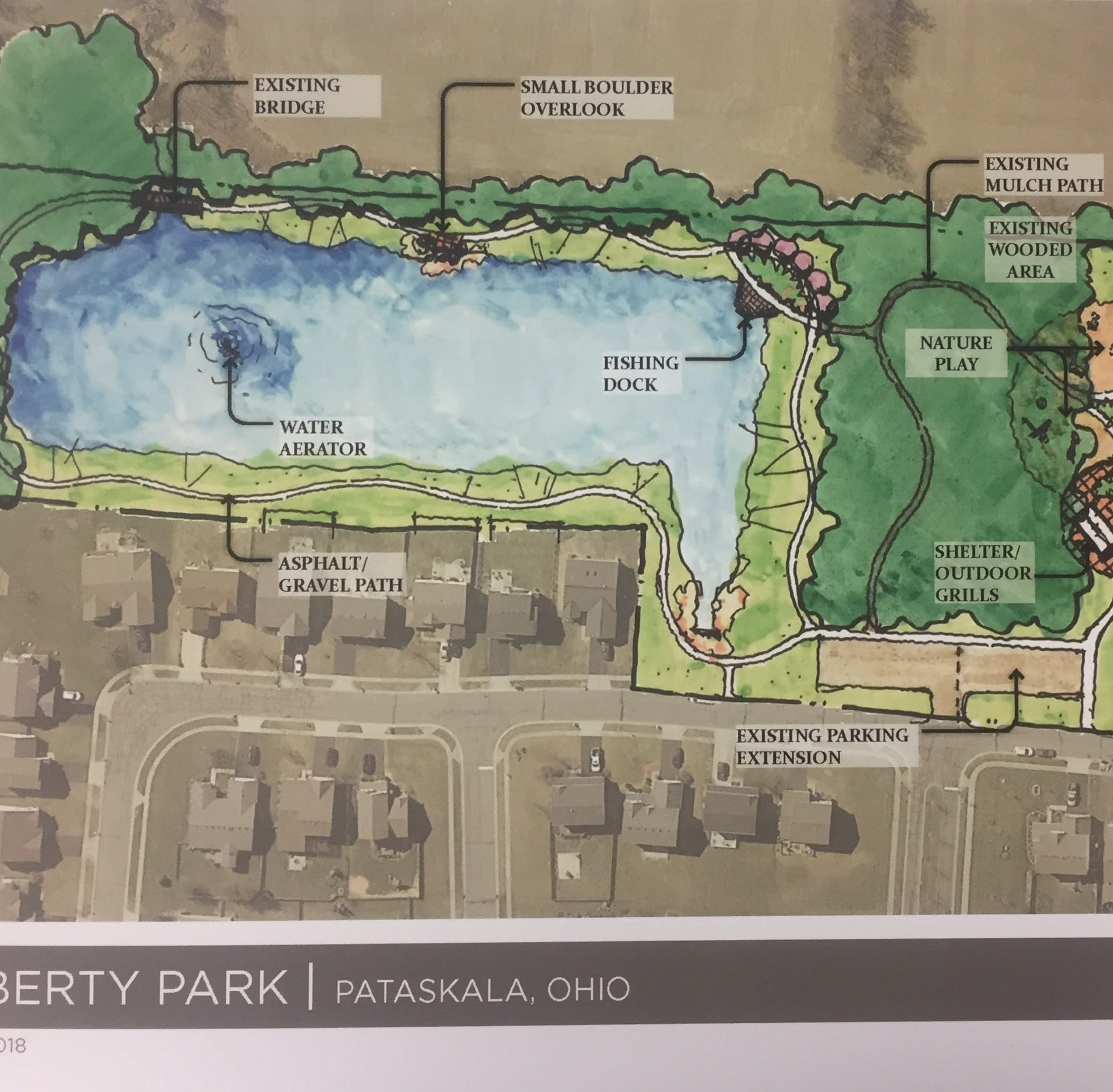 Pataskala gives public glimpse of possible parks improvements