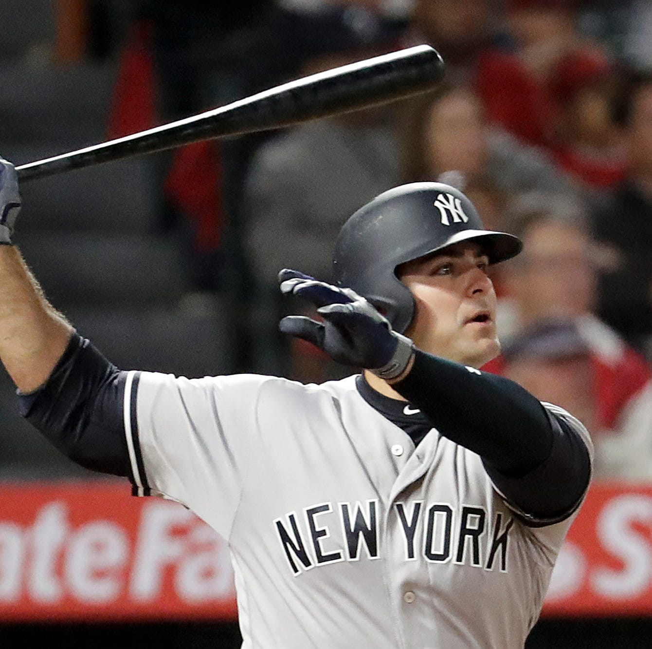 John Sterling's radio call is Ford tough as Yankees 1B Mike Ford hits his first MLB home run
