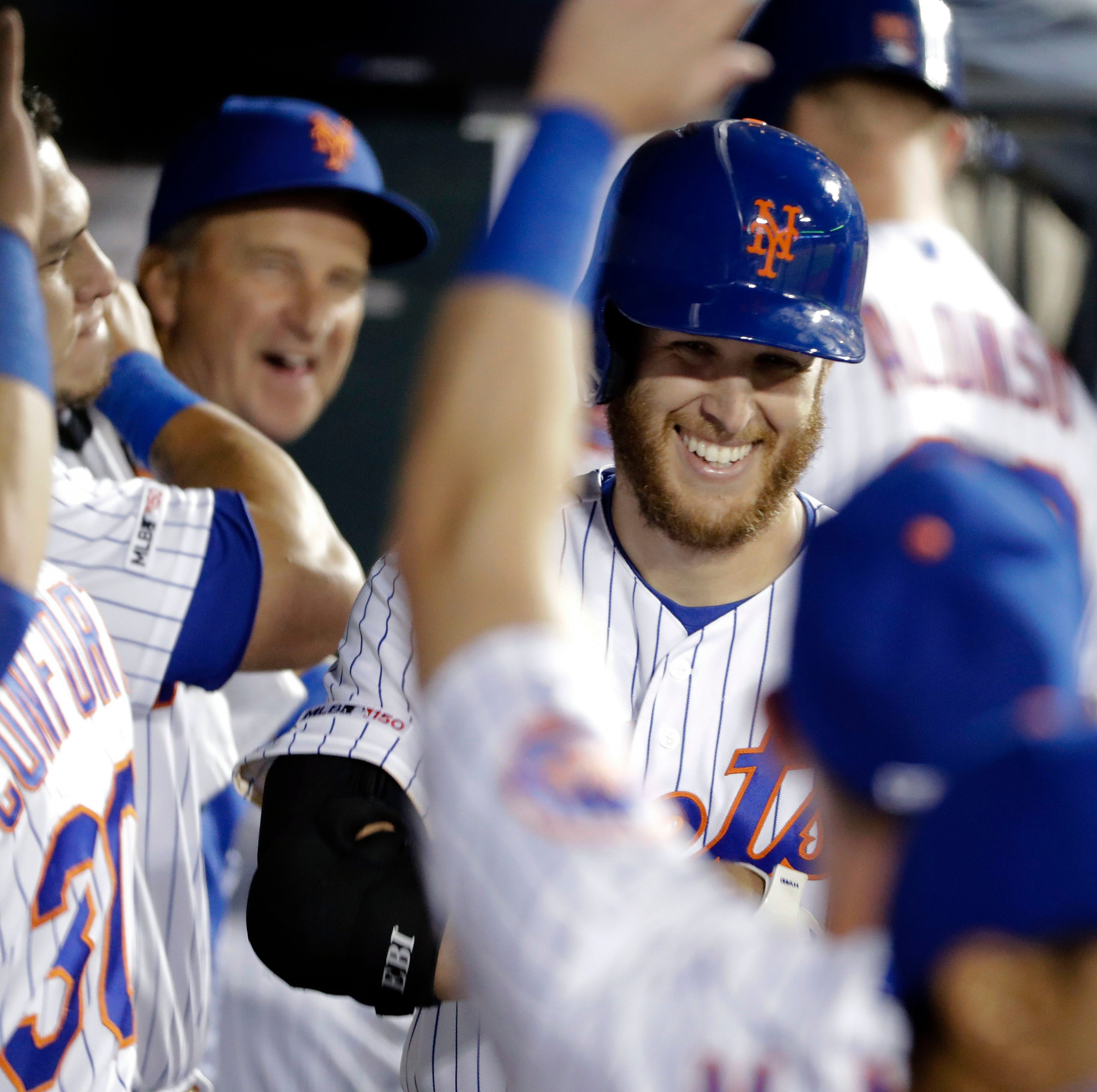Mets' Zack Wheeler had himself a night against the Phillies