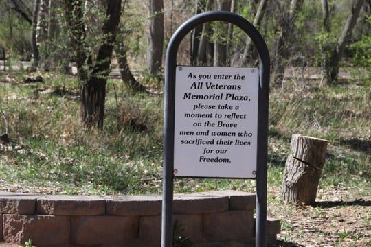 A monument recognizing Gold Star families will soon be installed at All Veterans Memorial Plaza.
