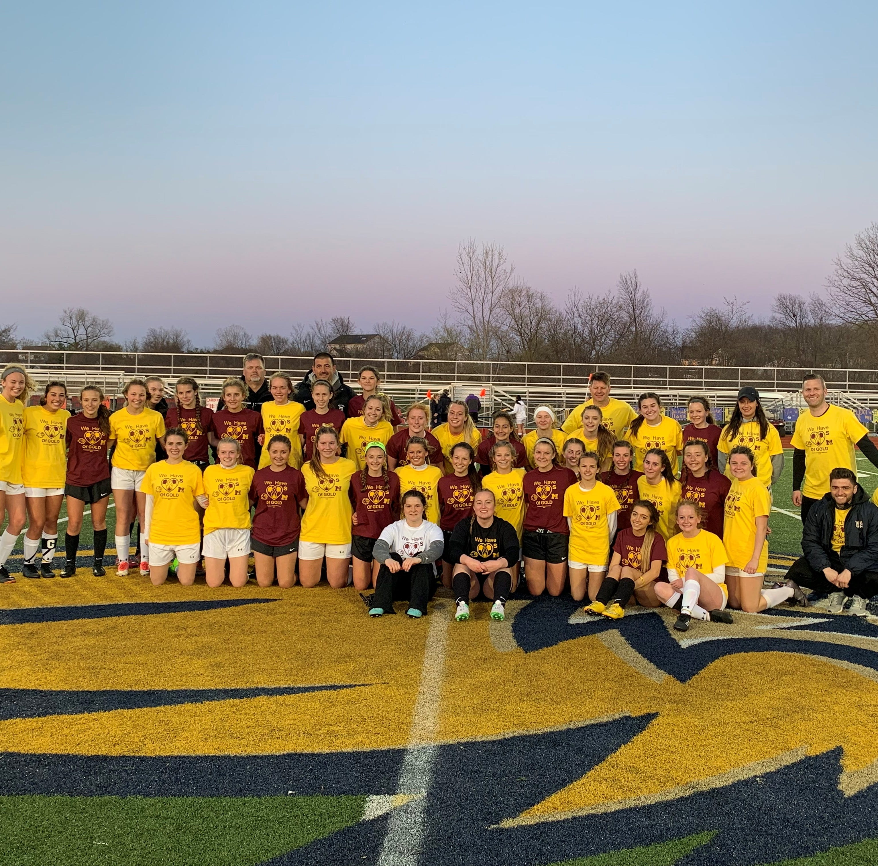 South Lyon soccer beats Milford with late goal in charity game