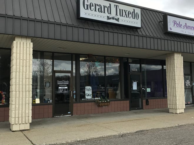 Gerard Tuxedo's owner filed a police report when a tuxedo went missing.