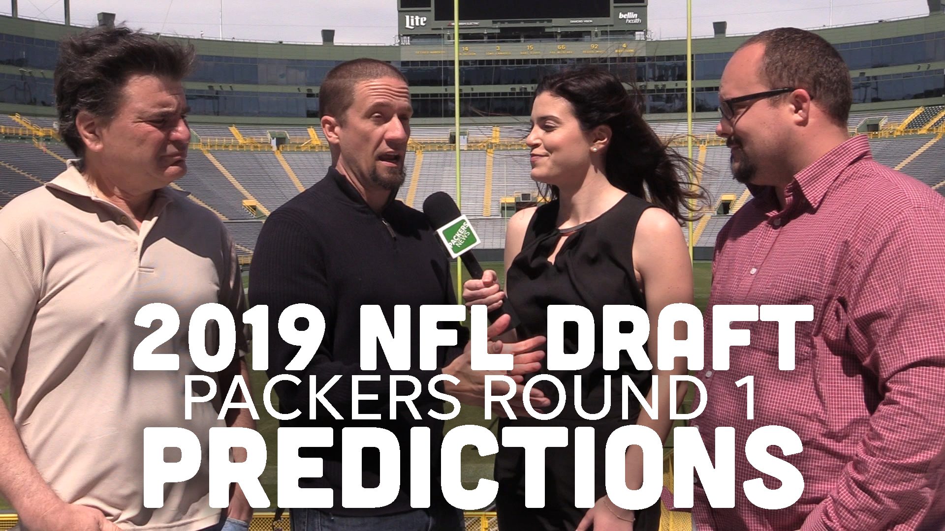 2019 NFL Draft: Round 1 Predictions