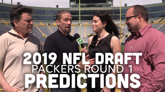 The PackersNews staff shares predictions for the Packers at picks No. 12 and No. 30 ahead of the 2019 NFL draft.