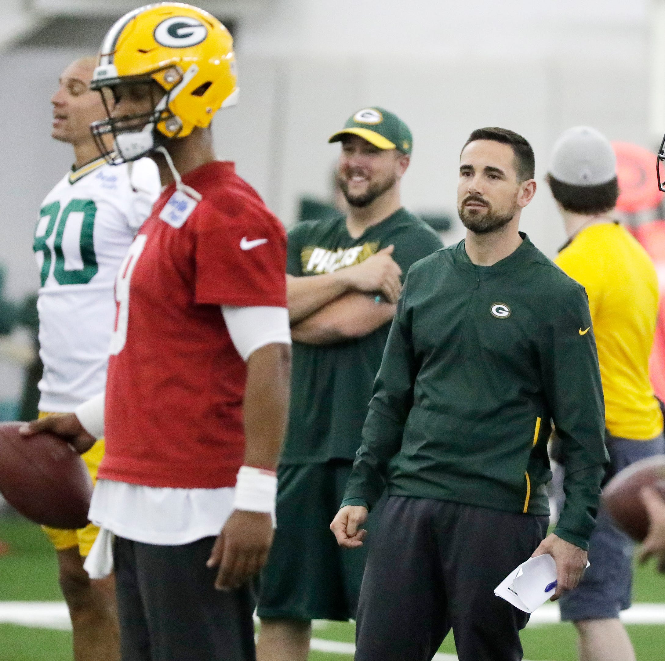 Packers Morning Buzz: How difficult a road for Matt LaFleur?