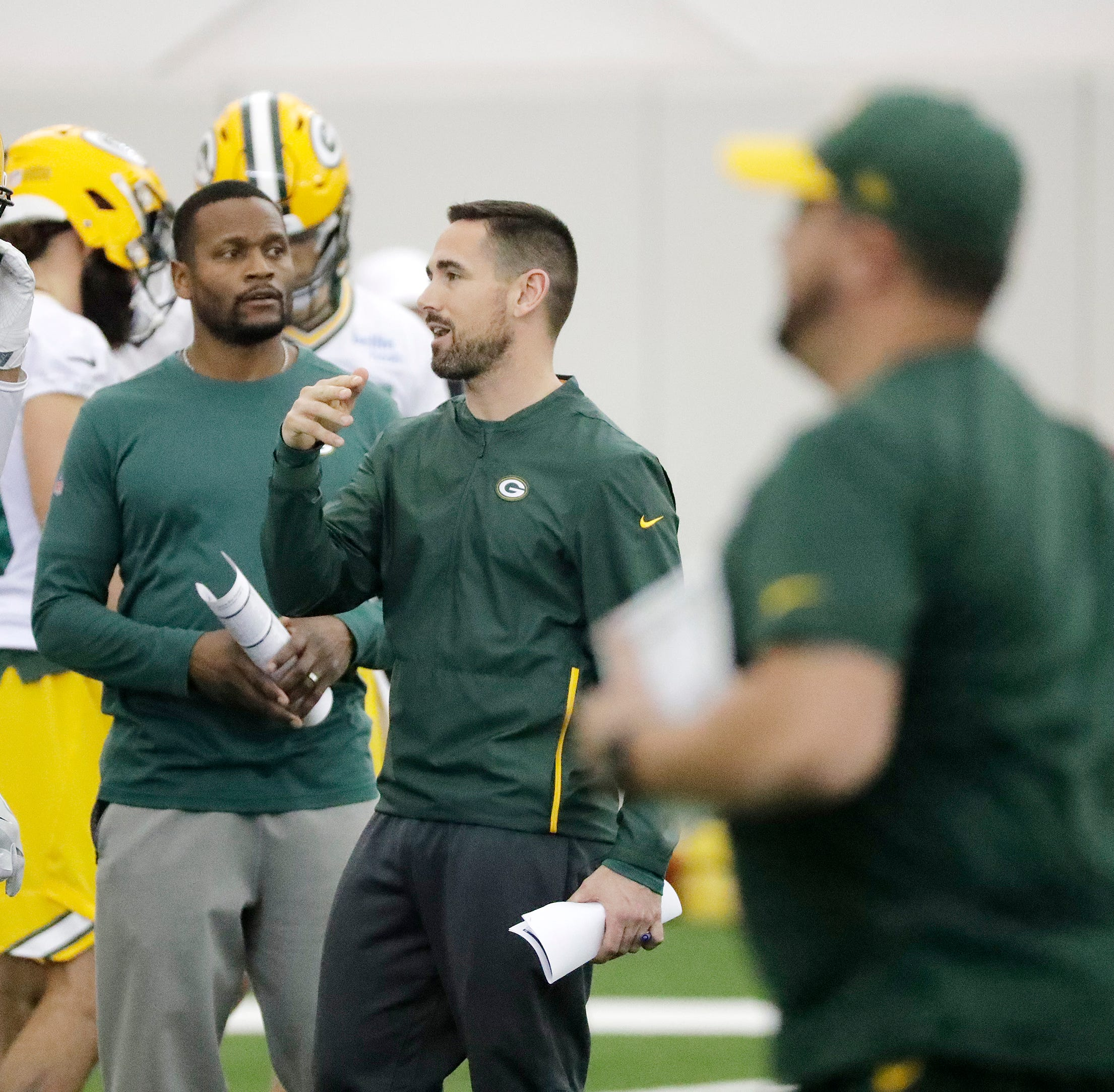 'New ideas' from Packers' young coaching staff clicking with veteran players