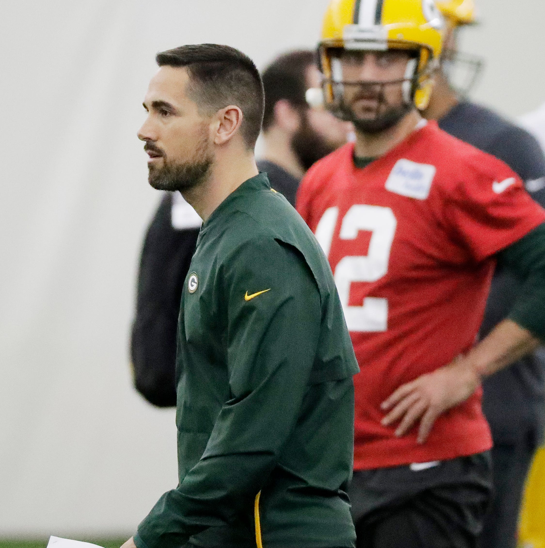 Analysis: Packers confident one major addition will revitalize offense
