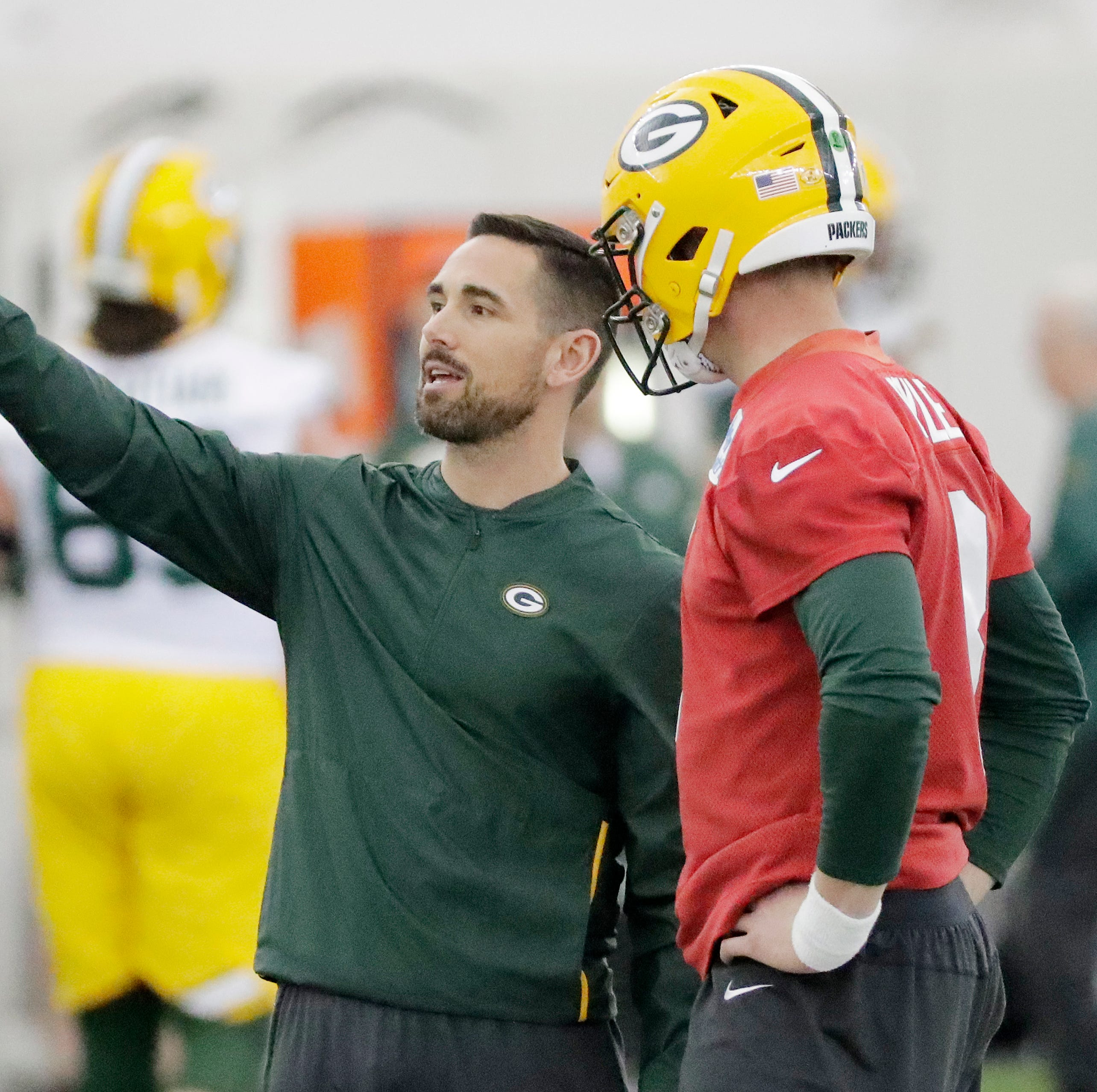 Dougherty: Matt LaFleur's hands-on approach clicking with quarterbacks