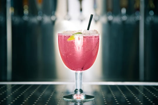 The Salted Watermelon margarita is just one of the new items on the menu for Yard House's Cinco de Mayo celebrations