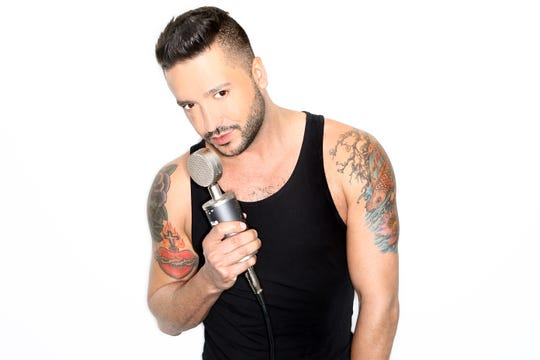 """Jai Rodriguez rose to fame on the original """"Queer Eye"""" and now hosts a morning radio show on Channel Q that airs in Palm Springs."""
