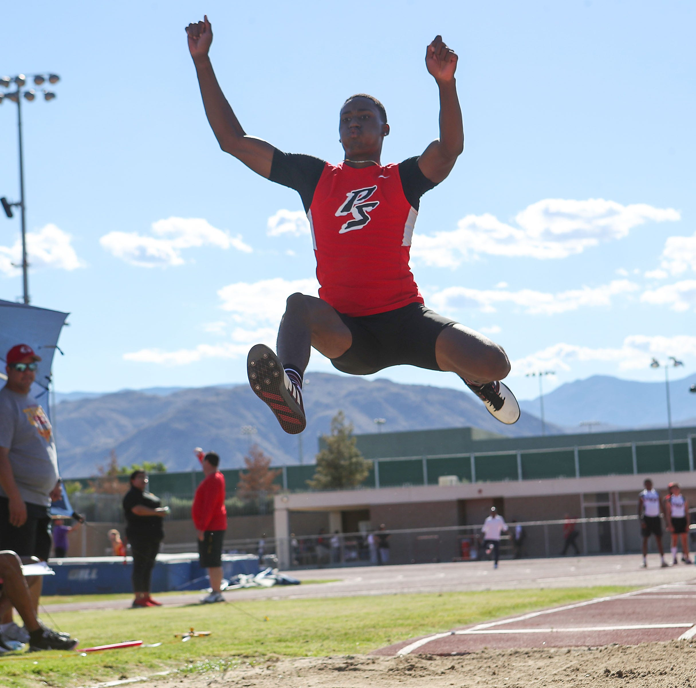 Desert Empire League track and field: 10 athletes become first-ever DEL champions