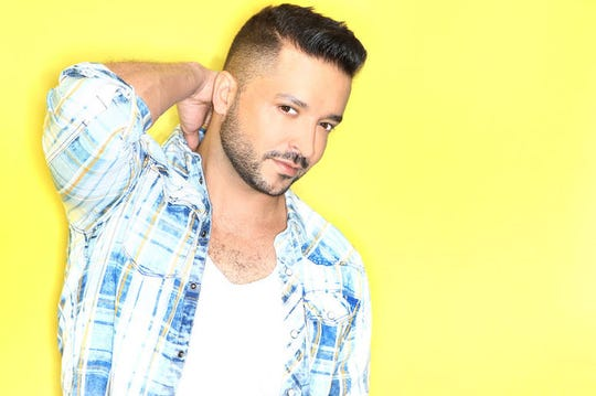 """Actor Jai Rodriguez rose to fame on the original """"Queer Eye"""" and now hosts a morning radio show on Channel Q that airs in Palm Springs."""
