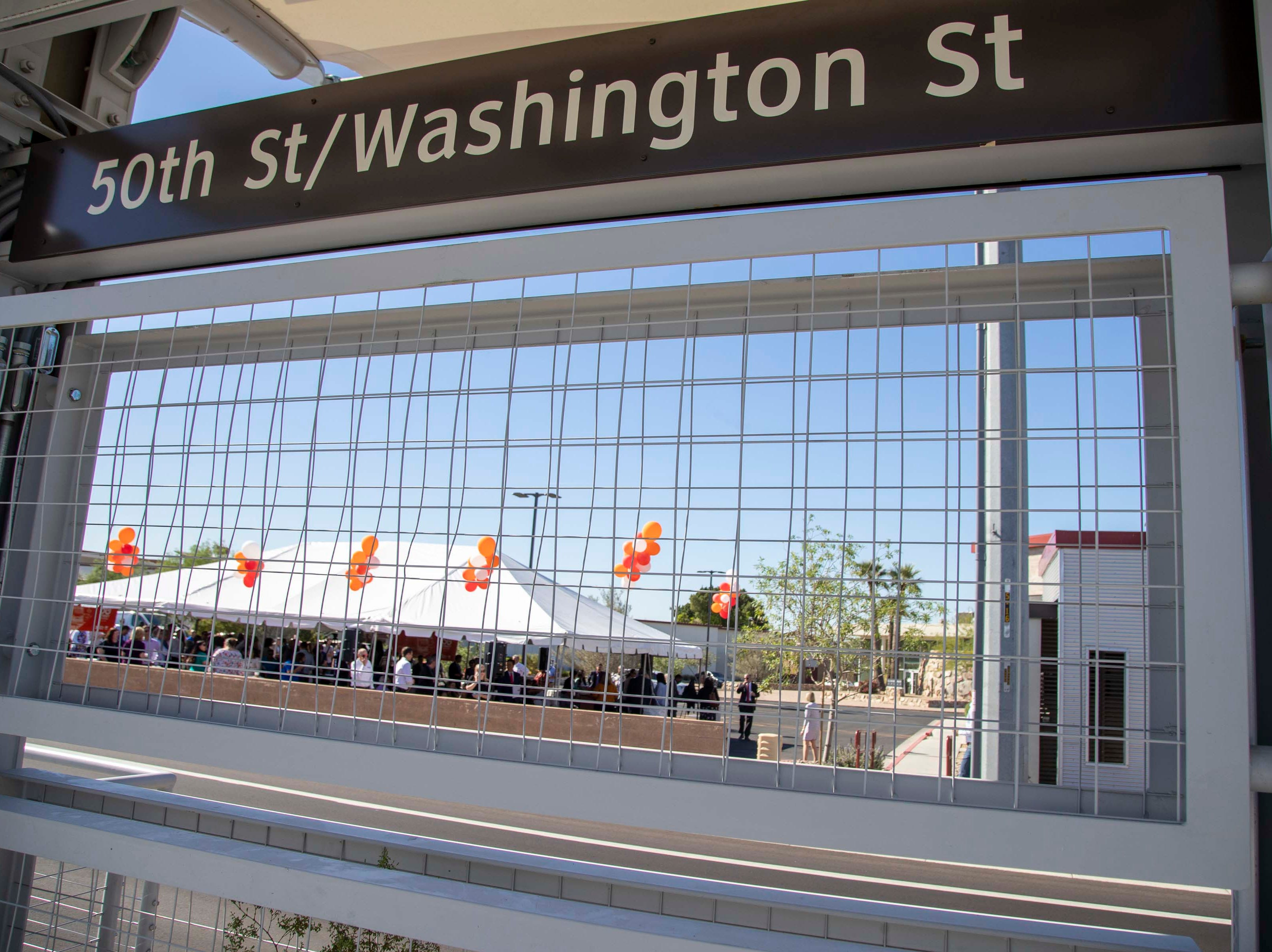 The new 50th Street and Washington light rail station, will provide additional access to Ability 360, one of Arizona's largest disability resource centers.