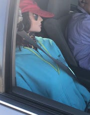 El maniquí copiloto.