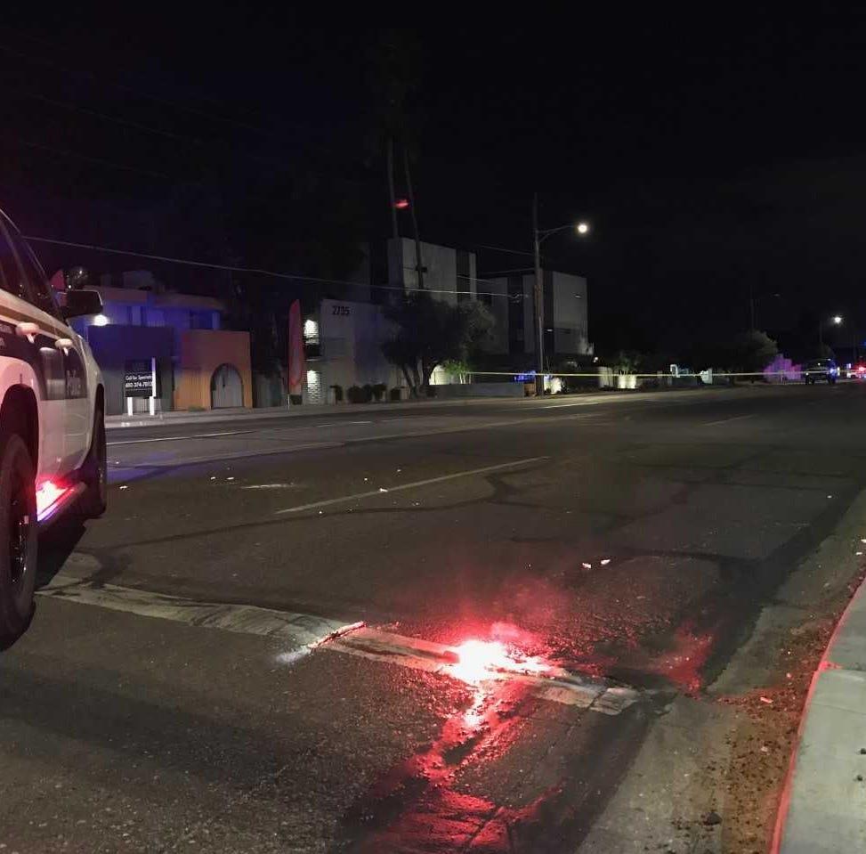 60-year-old woman fatally struck by van in Phoenix