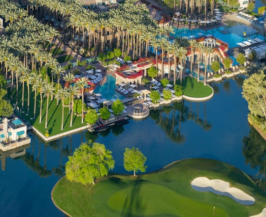 """Make your family's vacation special with Hyatt Regency Scottsdale Resort & Spa at Gainey Ranch's """"Summer Made Simple"""" theme."""