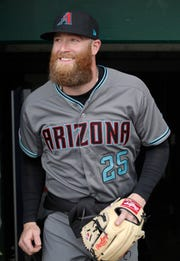 """Diamondbacks pitcher and former Oklahoma QB commit Archie Bradley loves the Cardinals' drafting of Kyler Murray? """"The kid can play. He's the best player in the country, Heisman trophy winner. Just like Baker, I think you'll see a guy come in and take control right away."""""""