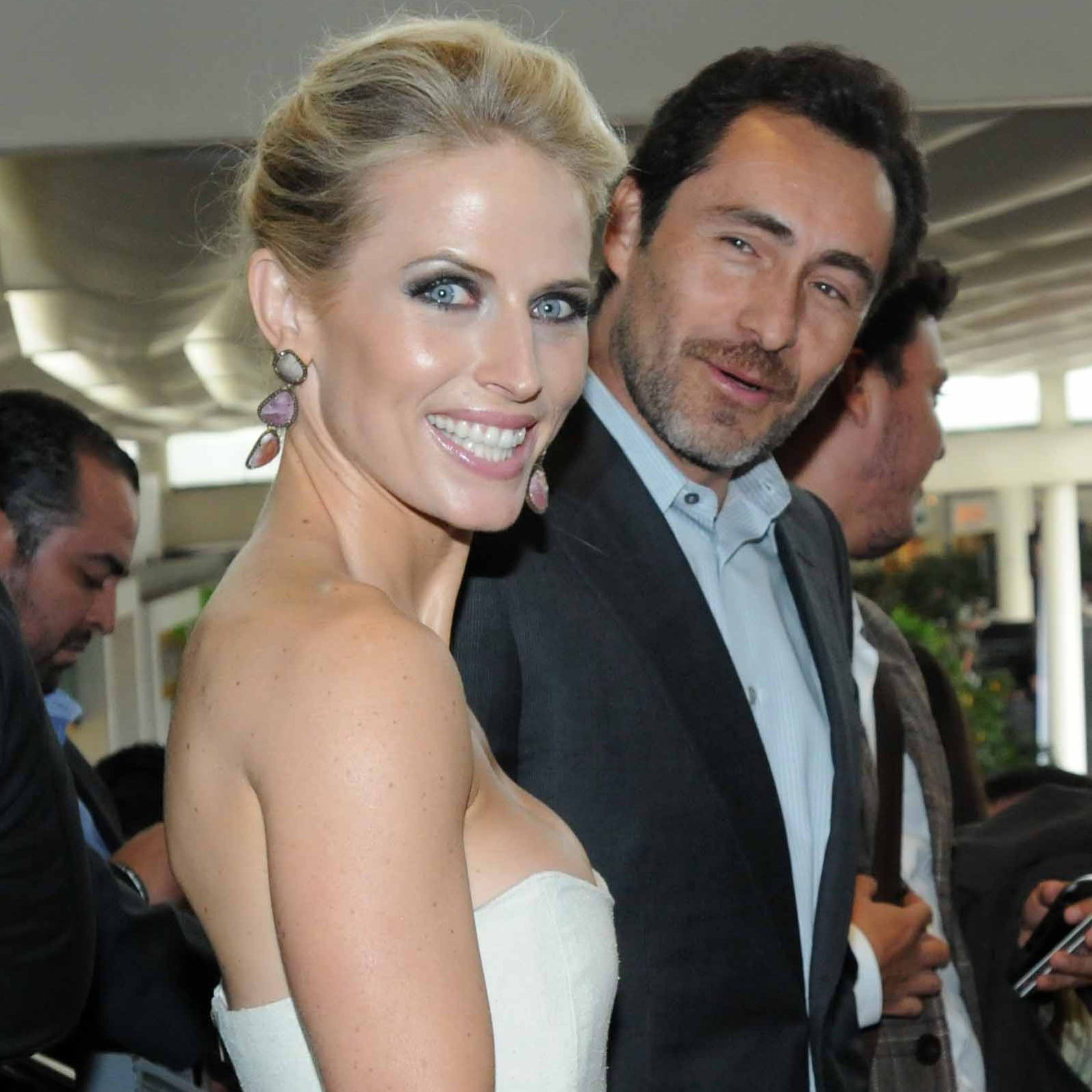 Fallece esposa del actor mexicano Demián Bichir