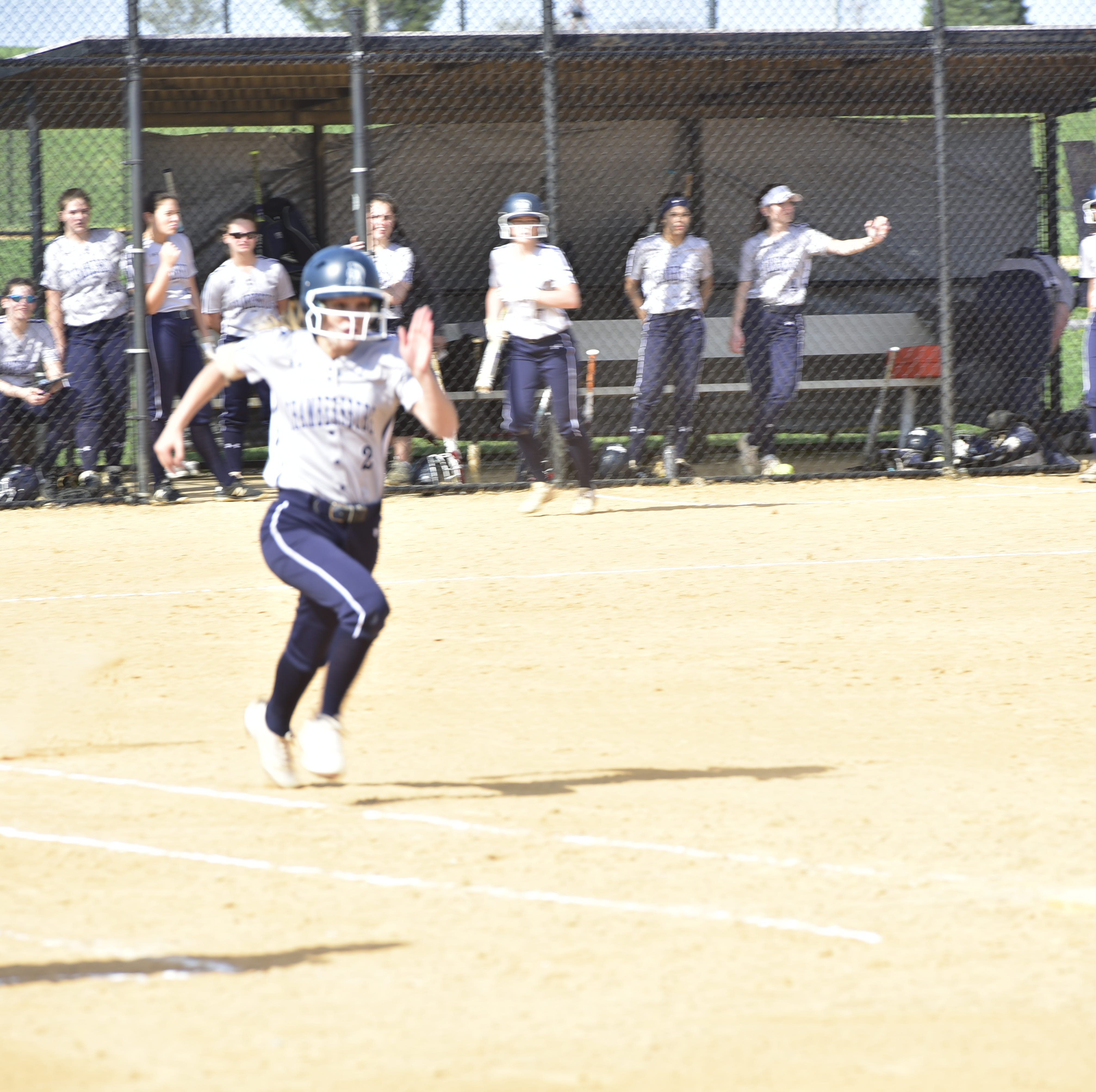 Chronic disease drives Chambersburg athlete to be star of softball diamond