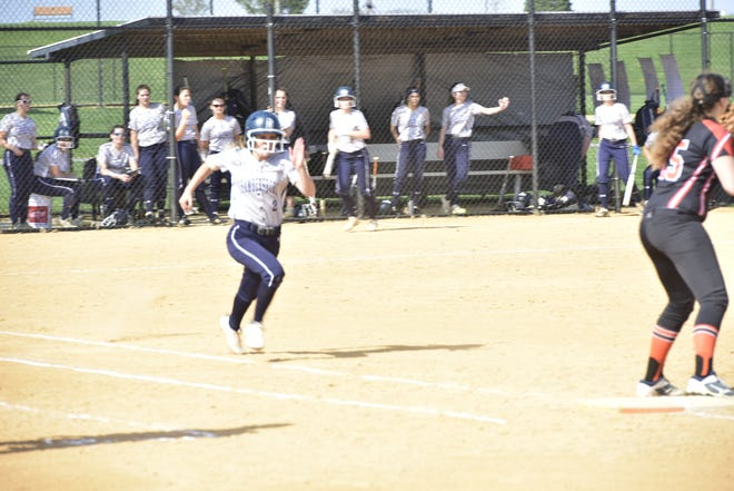 Taylor Myers has overcome cystic fibrosis to become one of the best softball players in the state.