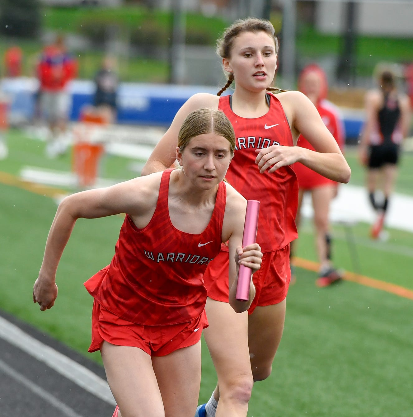 PREP ROUNDUP, TUESDAY, APRIL 23: Freshmen lead Susquehannock girls to tight triumph