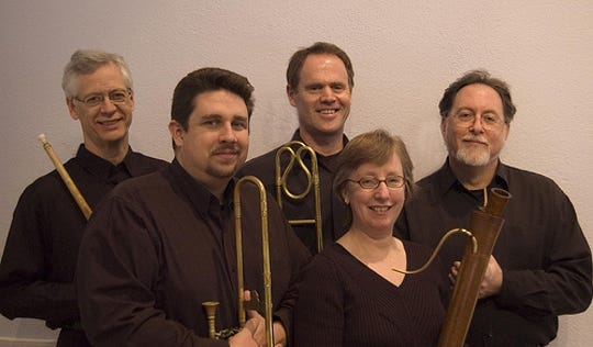 The Boston Shawm & Sackbut Ensemble  will perform Saturday and Sunday, April 27 and 28, in York and Gettysburg.
