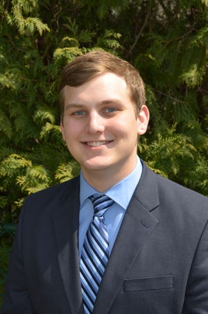 Michael Anderson, 23, is the youngest candidate running for a York County office in 2019. Anderson, a Democrat, is running for Prothonotary.