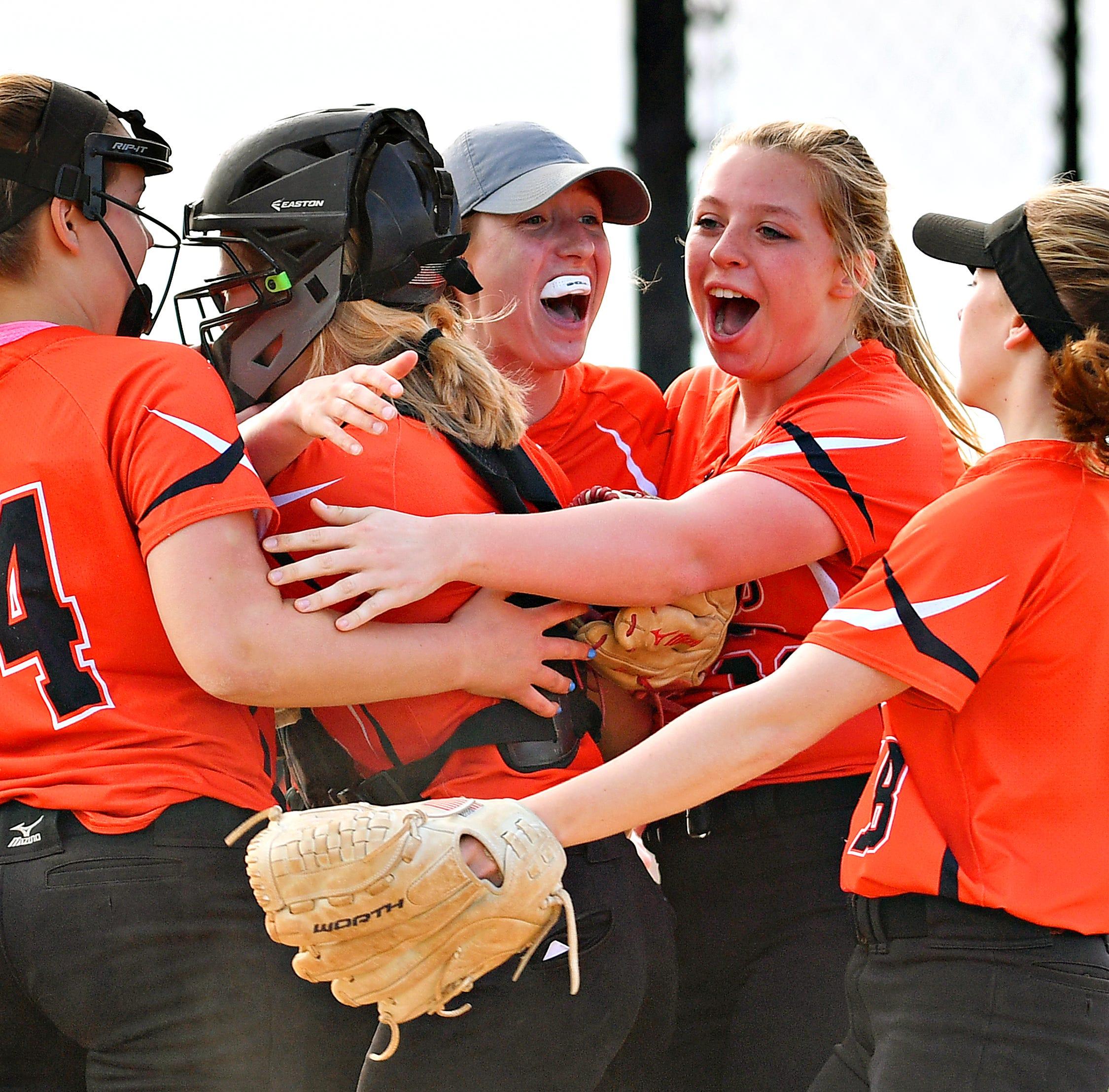 PREP ROUNDUP, WEDNESDAY, APRIL 24: Northeastern edges Central York for key softball win
