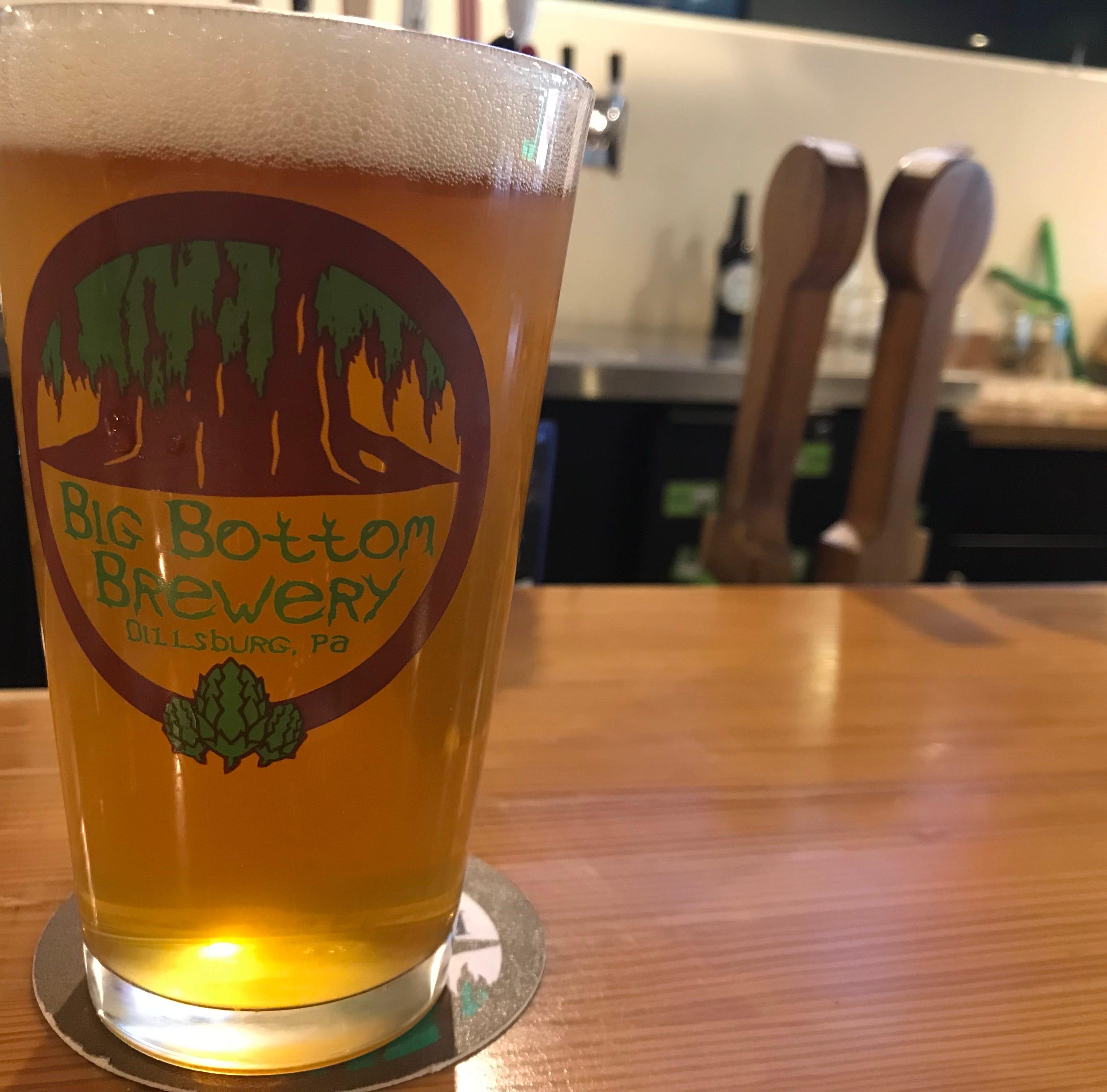Big Bottom Brewery in Dillsburg, PA.