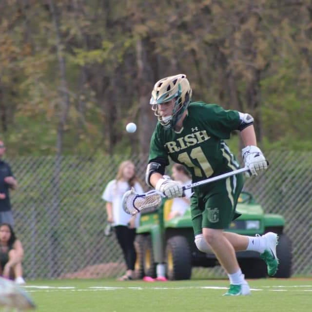 York Catholic boys' lacrosse loses star player for season due to injury
