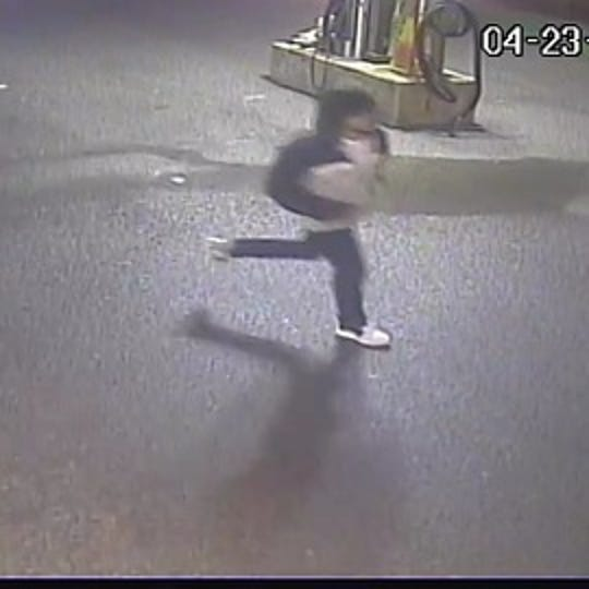 York City Police released photos of a person of interest in a fatal stabbing case.