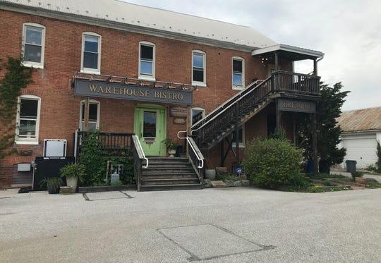 Warehouse Brew Pub in Hanover, PA.