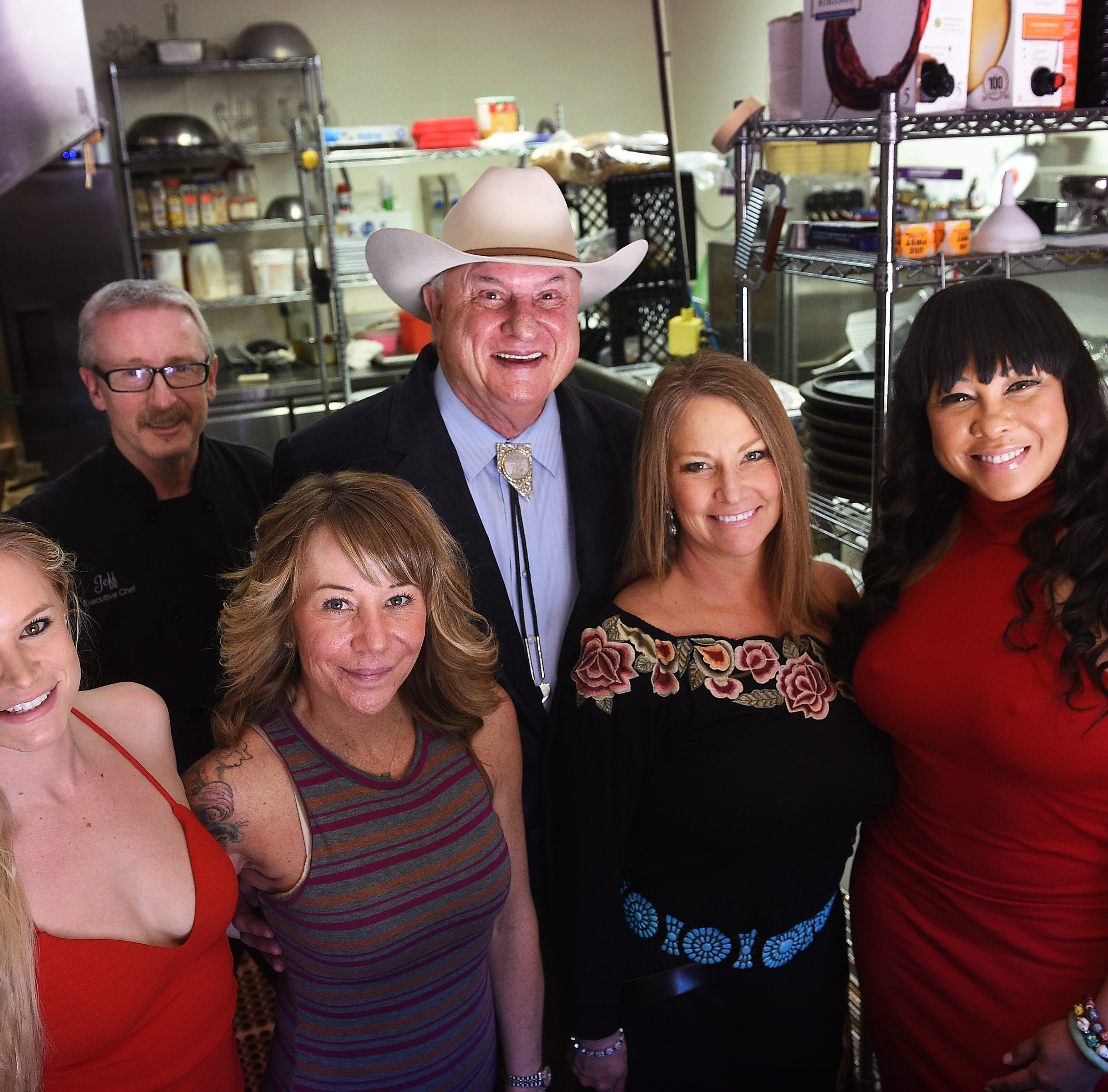 Famed Mustang Ranch brothel east of Reno wants you to drop by — for a meal