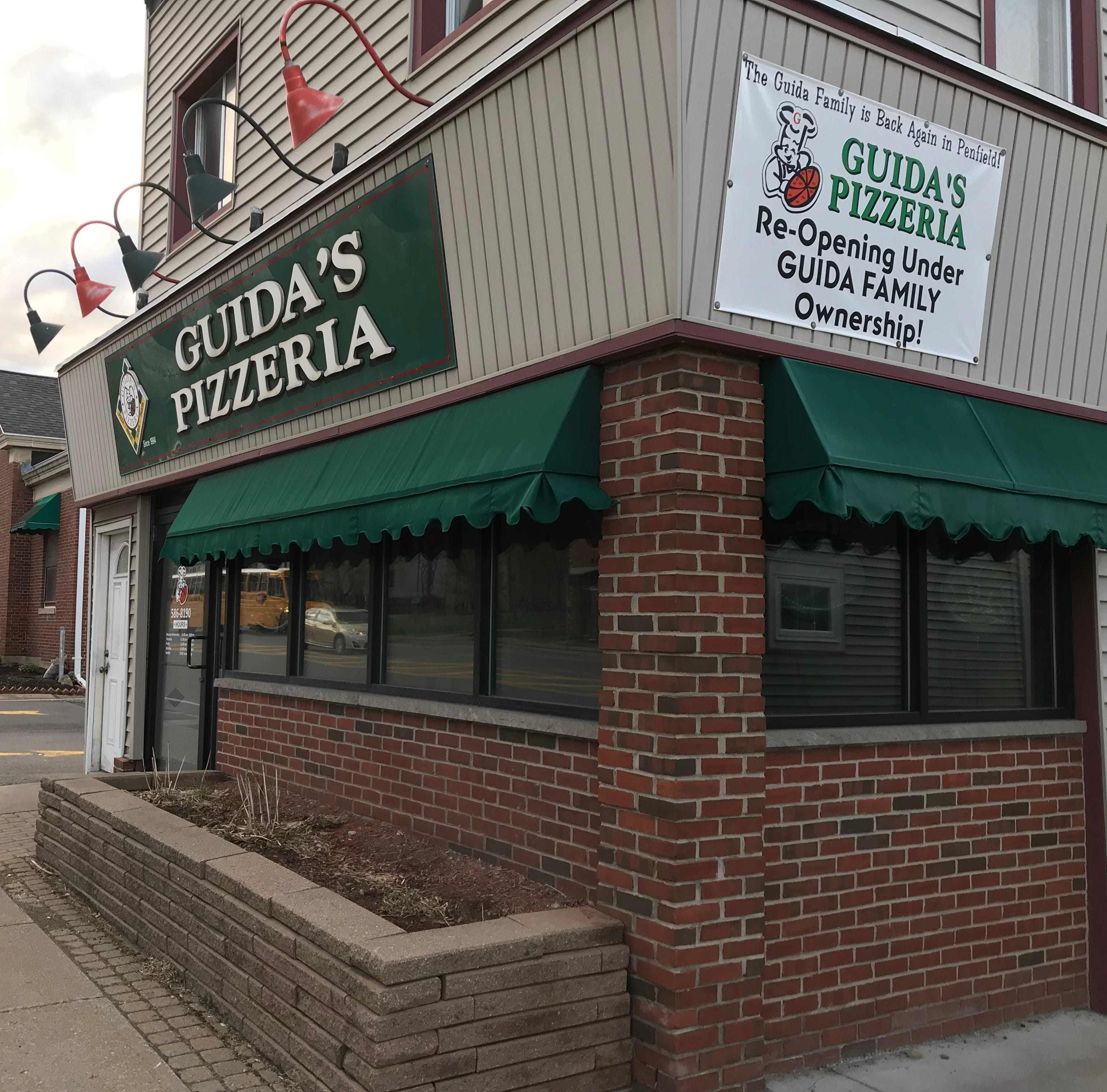 Guida's Pizzeria in Penfield closes its doors