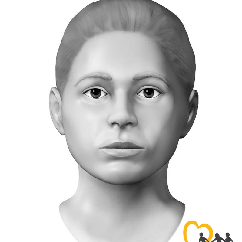 Police release sketch of young woman found buried in Irondequoit backyard in 1988