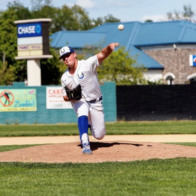 Here are 15 of the Redding area's most intimidating baseball pitchers