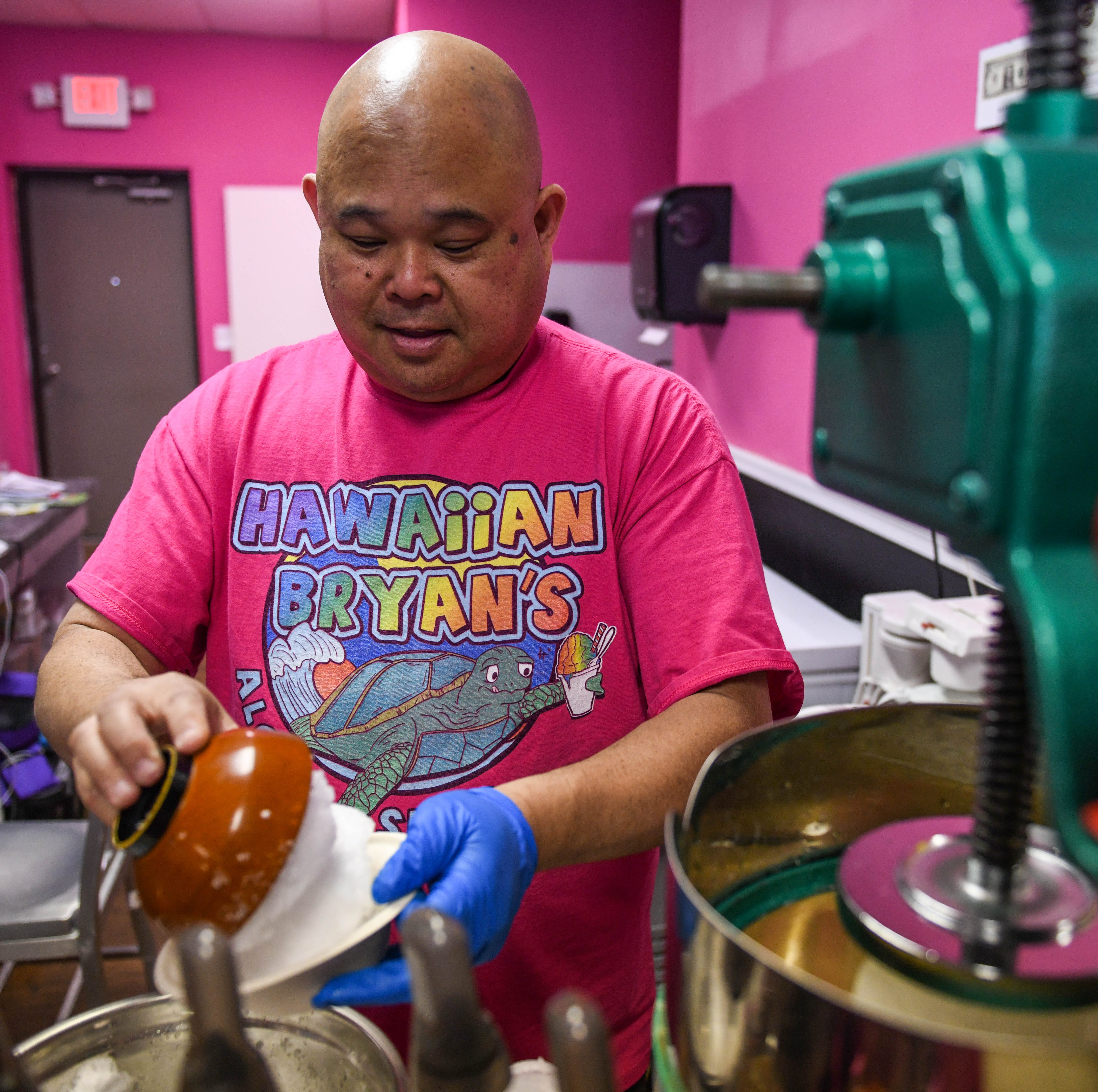 Hawaiian shave ice shop in Salisbury entering its first summer season