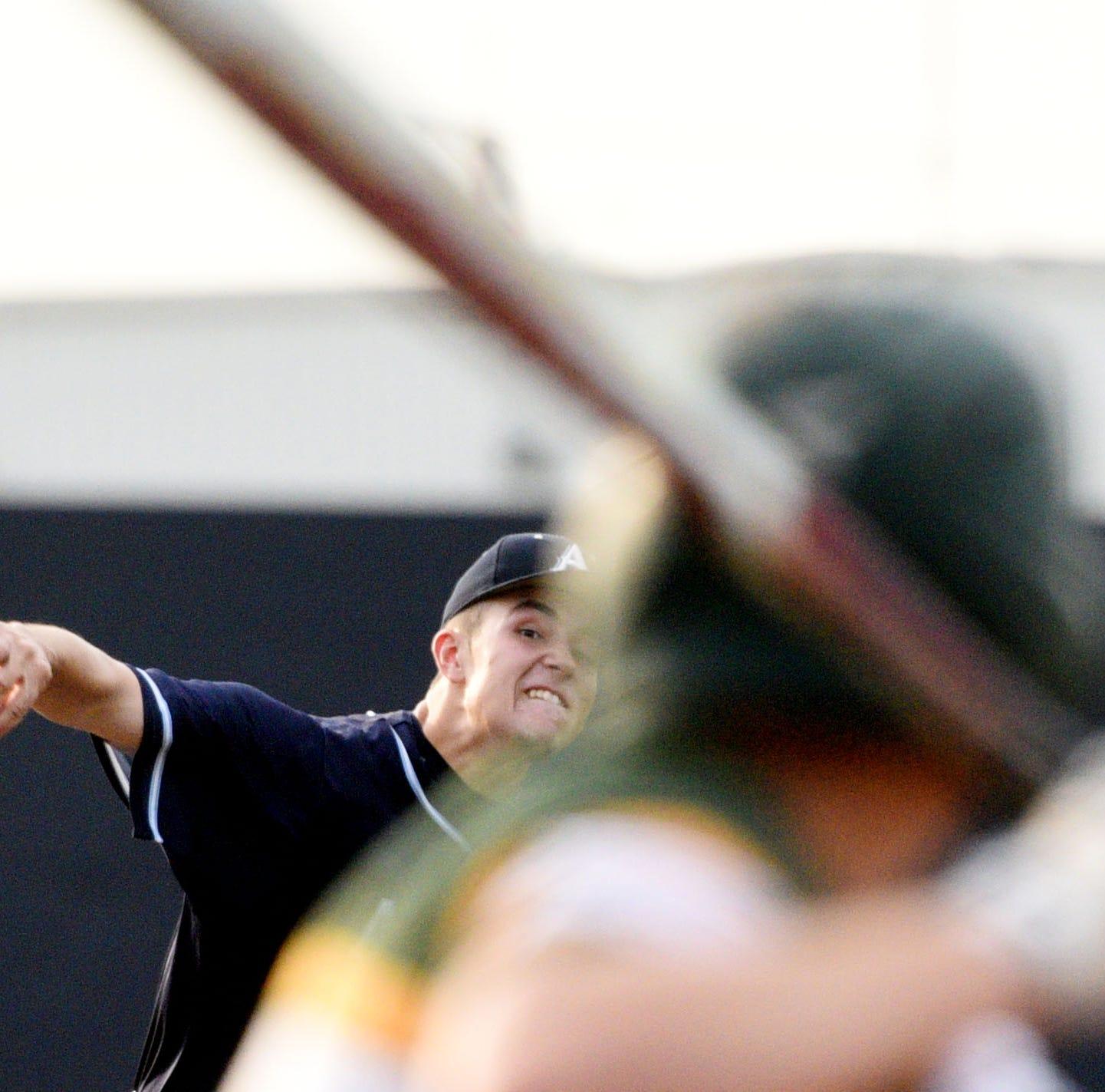 Ray Stevens, Roy Hobbs commune with Airline-Shreve baseball game