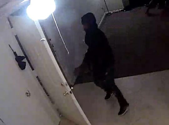 The Shreveport Police Department seeks help in identifying this subject who was involved in a home invasion on Sunday, April 14.