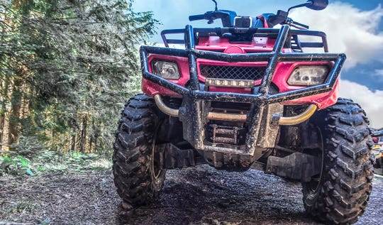 ATVs certified as legal to drive on South Dakota roads more than doubled in the past decade.