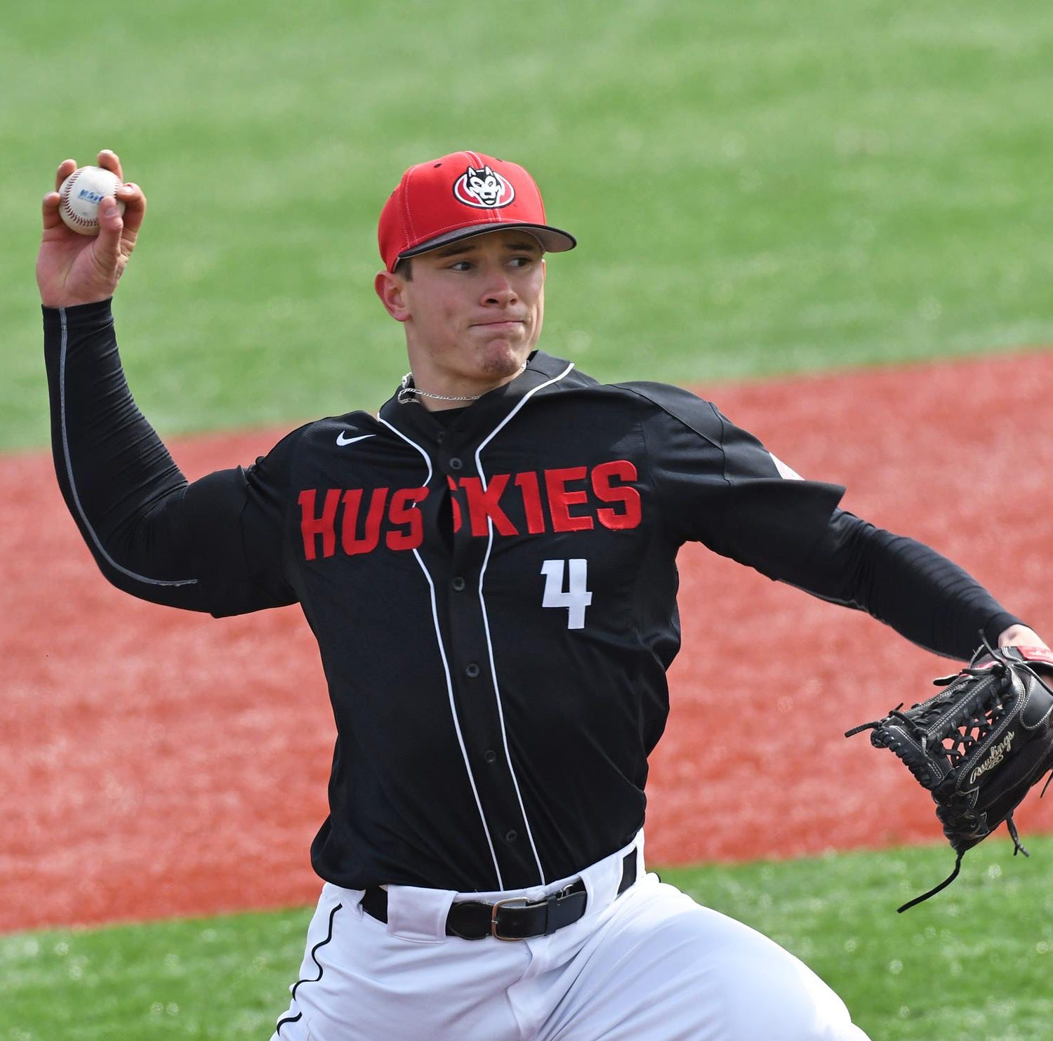 Leaving an impression: Former Cathedral star on verge of SCSU strikeout record