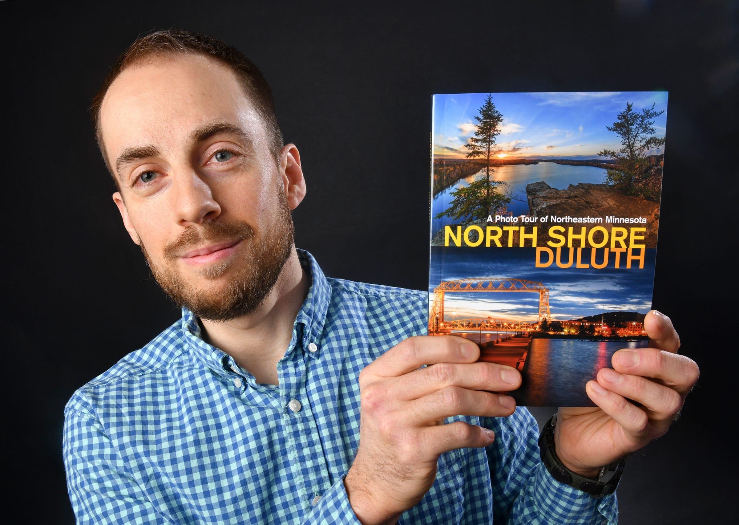 Sauk Rapids Photographer Shares North Shore Photos In Book
