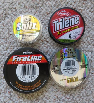 There are many variables to consider before changing your fishing line.