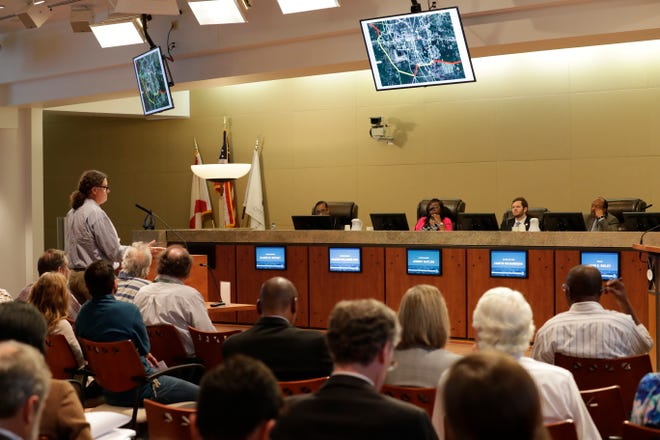 The City Commission resumes its meeting schedule on Wednesday.