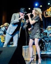 The Lucky Losers blend vintage soul with a dash of Americana at 8 p.m. Wednesday at Blue Tavern.