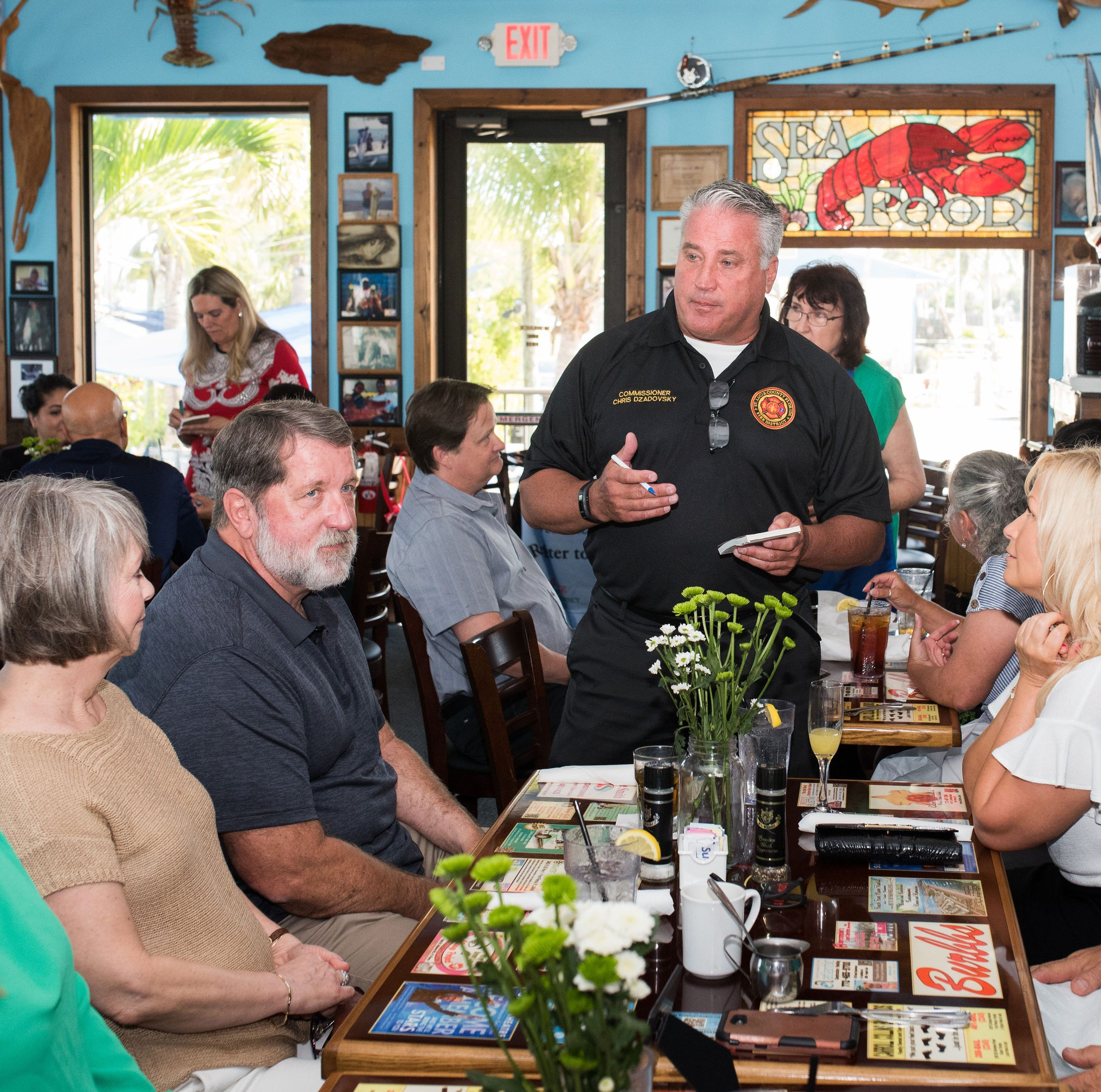 Local Celebrity Lunch raises $7,250 for Donate Life Florida